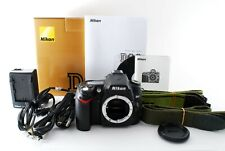 Nikon D90 12.3MP Digital SLR Camera Shutter count 9600 from Japan [Exc+++]