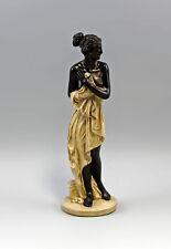 Figur Skulptur Resin Antikisierende Frau Antike  9977468