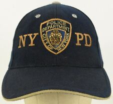 NYPD New York Police Department Baseball Hat Cap Adjustable Strap