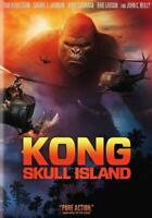 KONG: SKULL ISLAND NEW DVD