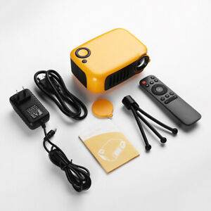 A2000 Portable Mini Mobile Phone Smart HD Home Projector Supports1080P HD