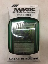 French Magic The Gathering 2015 Theme Deck Will Of The Masses Tcg