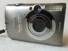 Canon PowerShot Camera Digital ELPH SD900/ Digital IXUS 900 Ti 10MP