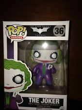 funko pop The Joker (The Dark Knight Trilogy) #36