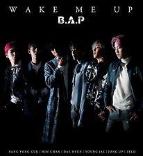B.A.P WAKE ME UP Type A CD DVD Japan 4988003503222