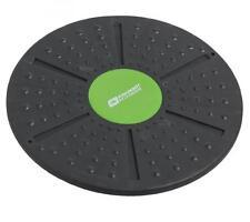 Schildkröt Fitness Tabla de equilibro GIROSCOPIO Coordinación gris verde Ø 39cm