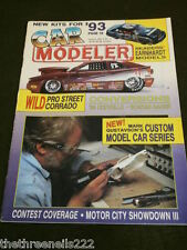 CAR MODELER - PRO STREET CORRADO - JAN 1993