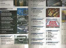 Stereoplay Transrotor Clearaudio T+A Revox Dual NAD Rega Technics Thorens Piega