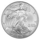 2006 1 oz Silver American Eagle BU - SKU #12082