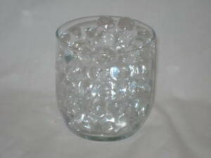 WATER GEMS LIQUID MARBLES AQUA WATER BEADS SOIL GEL USA  water beads vase filler