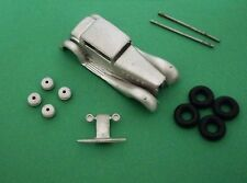 Dinky 36 Series Humber Vogue  With  Slotted  Baseplate  No.36c White Metal  Kit