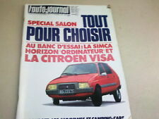 L AUTO JOURNAL - N° 17  - ANNEE  1978  *
