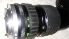 OLYMPUS OM System Zuiko Auto-Zoom 75-150mm/1:4 Lens with case