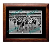 MICK MALTHOUSE 1980 RICHMOND FC GRAND FINAL WIN LARGE A3 PHOTO