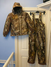 ROCKY REALTREE CAMO FISHING HUNTING 2 PIECE SET FOR SMALL ADULT OR JUNIOR