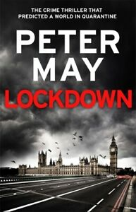 Lockdown by Peter May (Paperback / softback) Incredible Value and Free Shipping!
