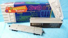 Vtg Roundhouse Ho Scale Model Train 36' O/T Reefer 3082 Hersheys Car 3C#1