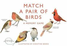 Match a Pair of Birds by Mike Unwin (2015, Board Book)