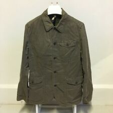 Ted Baker Jean Army Jacket - Size 4 ~ Medium - Green - Button Down