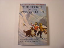Dana Girls #20, Secret of the Swiss Chalet, Picture Cover