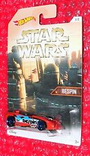 Hot Wheels Star Wars BESPIN  #6 SILHOUETTE  DJL05-D910