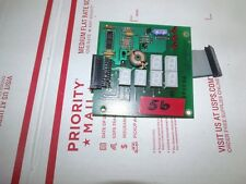 6600 or 7600 Display Board for the (Ap) Automatic Products