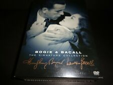 Bogie & Bacall-The Signature Collection w/Dark Passage, Big Sleep, Key Largo-Dvd