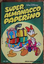 WALT DISNEY-SUPER ALMANACCO PAPERINO n.17-1°SERIE-MONDADORI-MAGGIO 1980