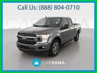2018 Ford F-150 XLT Pickup 4D 6 1/2 ft Hill Start Assist Control Towing Pkg Traction Control AdvanceTrac Air