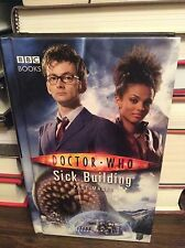 Doctor Who: Sick Building by Paul Magrs, HC, 2007
