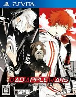 USED PS VITA Bad Apple Wars Japan Import SHIPPING Official FREE