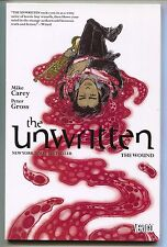 Unwritten The Wound 7 TPB Vertigo 2013 NM 36 37 38 39 40 41