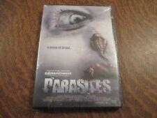 dvd parasites (la menace est en vous...)