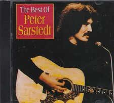 PETER SARSTEDT - THE BEST OF - CD - NEW -