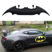 Universal Carbon Fiber Rear Trunk Spoiler with LED Lights cool for most vehicles