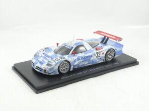 Spark Hachette Nissan R 390 GT1 Le Mans 1998 Die cast model car in scale 1:43
