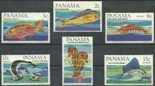 Timbres Poissons Panama 421/2 PA370/3 ** lot 20030