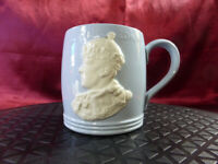 Vintage Coronation MUG King Edward VIII May 12th 1937 Johnson Bros Royal Ware