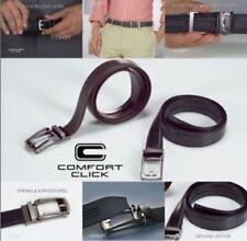 NEW Comfort Click Belt for Men Black or Brown As.
