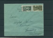 Saar Saar Region Letter Mi. 180 +192 Postmarked Used More See. Shop