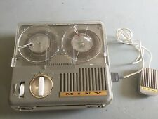 Miny mini reel to reel tape recorder made in Japan