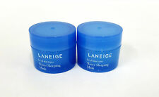 [Laneige] Water Sleeping Mask Pack Kit (15ml x 2pcs) - Korea Cosmetic