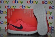 Nike Roshe One PS 749422 801 Girls Running Shoes Ember Glow Purple Dynasty NIB