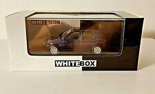 1:43 WhiteBox Ixo Ford Fiesta Mk IV 1996 dark blue Very Rare