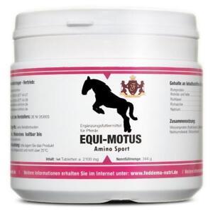 Equi Motus Amino Sport - für die Unterstützung der anabolen Prozesse (Muskulatur