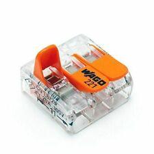 WAGO 3-polig Compact Verbindungsklemme