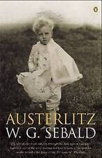 Austerlitz, By W. G. Sebald,in Used but Acceptable condition