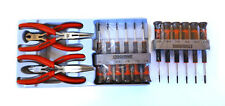 Teng Tools TTMI16 Set of 12 mini screwdrivers and 4 pliers 104450101
