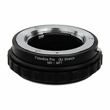 Fotodiox DLX Stretch Adattatore Obiettivo-Minolta MD Lens to Micro Four Third