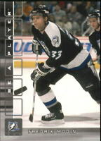 2001-02 BAP Memorabilia Hockey Cards 1-250 Pick From List